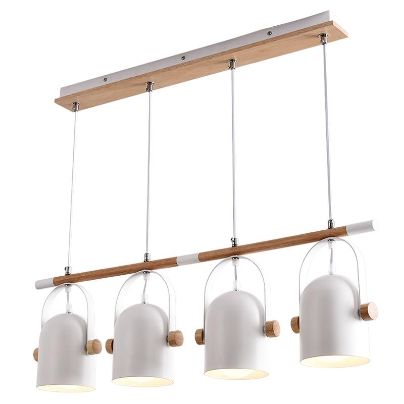Eusolis Nordic Modern Lamp Home Lighting Industrial Pendant Light Lustres Para Sala De Jantar Dining Room Lights Luminaria omnilux om 584 oml 58407 05