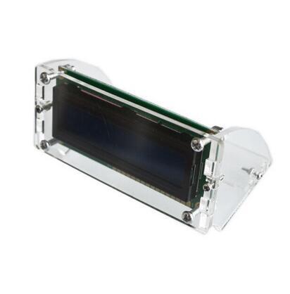 ЖК-дисплей 1602 5V 1602 LCD Дисплей LCD 1602 Чехол-держатель (без ЖК-дисплея 1602)