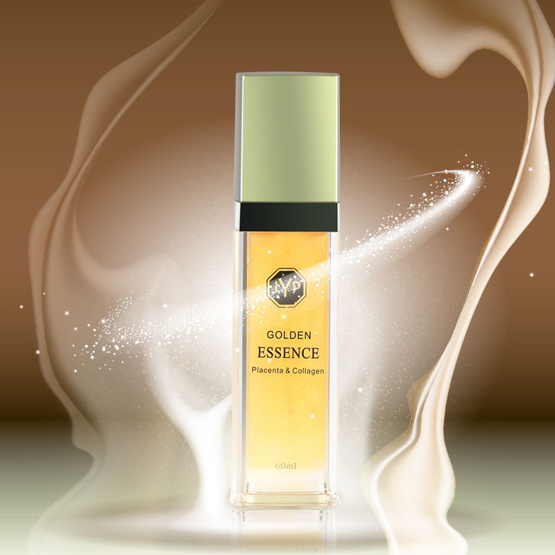NewZealand JYP Sheep Placenta Collagen Golden Essence Face Care Serum Reduce Age Lines Anti Wrinkles Restore Skin Elasticity