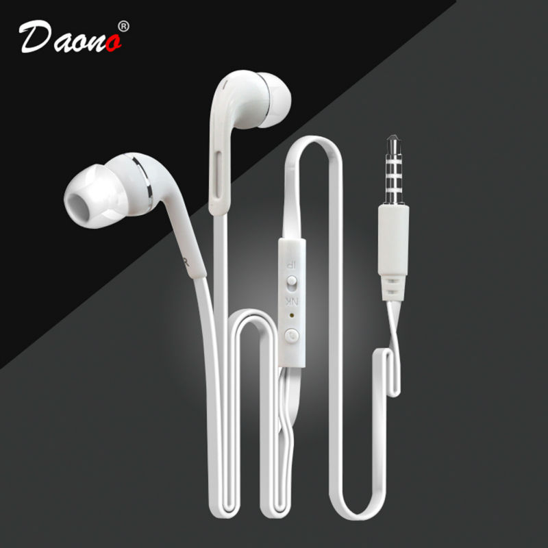 Hot Sale!!! Original Daono M2 Stereo Earphones 3.5mm In-Ear Earbuds Super Clear Bass Headset Handsfree With Mic кресло dg home swan chair dg f ach325 1