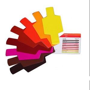 Image 5 - 20pcs Flash Speedlite Color Gels Filters for Canon Camera Photographic Gels Filter Flash Speedlite Speedlight