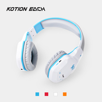 KOTION EACH B3505 Gaming Headset Bluetooth 4. 1 Stereo Headphones with Mic Volume Control Handsfree Game Earphone for iPhone PC
