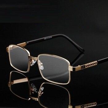 73ac2fb802 Vazrobe de lectura gafas de las mujeres de los hombres + 1,0, 1,5, 2,0,  2,5, 3,0, 3,5, 4,0 la presbicia dioptrías para hombre lupa cerca de vista  visión
