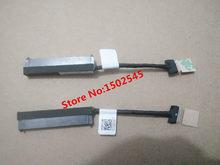 Frete grátis original portátil disco rígido cabo de conexão para dell 15 5547 5557 hdd cabo interface hdd CN-0T55XP dc02001x200