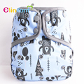 Elinfant  girl&boy cloth baby diaper cover pul waterproof adjustable resuable fit 8-35pounds popular #ES009#