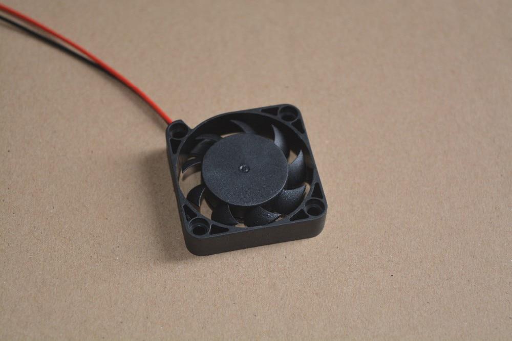 3d Printer Fan 5010 2pins 50mm 50x50 X10 Mm 5cm Graphics Card  DC 5V / 12V  24V  2P 1pcs