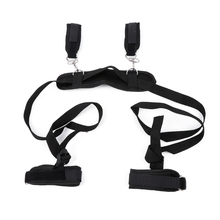 Sex Bondage Handcuff Ankle Cuff Underbed Restraint Fetish Kit Sex Toy for Couple