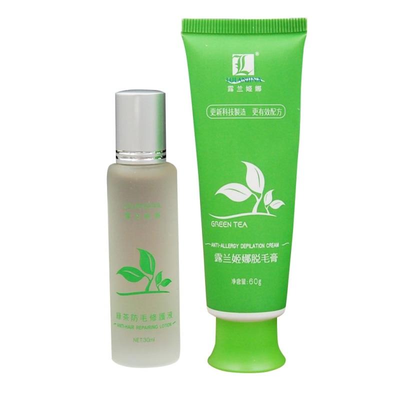 Hairremovalforwomen Info: Green Tea Fast Permanent Hair Removal Cream Body Hair