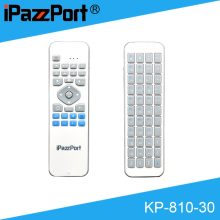 [Free Shipping] iPazzPort Mini 2.4G Wireless Keyboard+Air Mouse for Android TV Box/Smart TV/PC