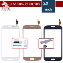 For Samsung Galaxy Grand GT i9082 i9080 Neo i9060 i9062 i9063 Plus i9060i Touch Screen Digitizer Sensor Outer Glass Lens Panel