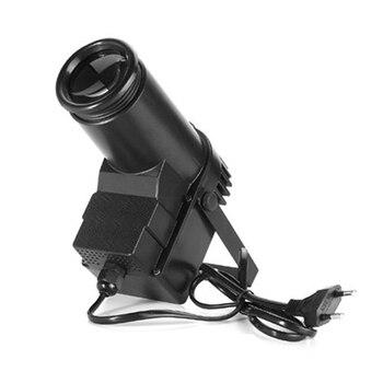 Marka Yeni 30W RGBW LED Sahne Aydınlatma Pinspot Işın Spot Profesyonel DJ DISKO Parti KTV Arka Işık Sahne Işığı