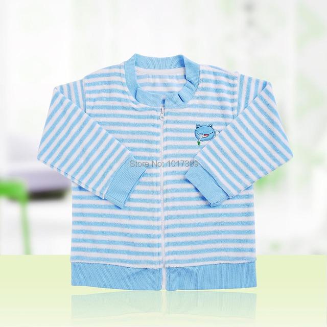 LeJin Bebé Niña Sudadera prendas de Vestir Exteriores Del Chaleco Jersey con Bordados en Rizo De Algodón de Punto