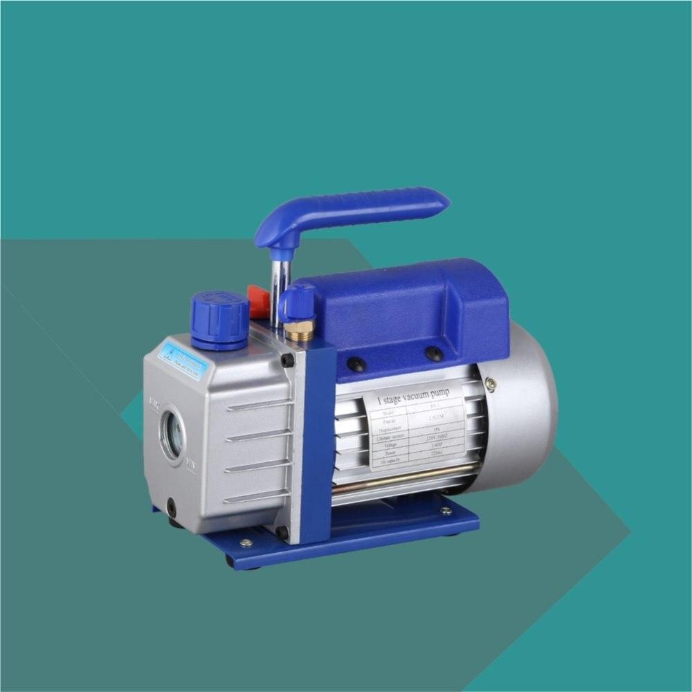 Sanitär Intelligent 220 V 2.5cfm Einstufige Vakuum Pump-1/4te Für Verpackung Keine Kostenlosen Kosten Zu Irgendeinem Preis Pumpen