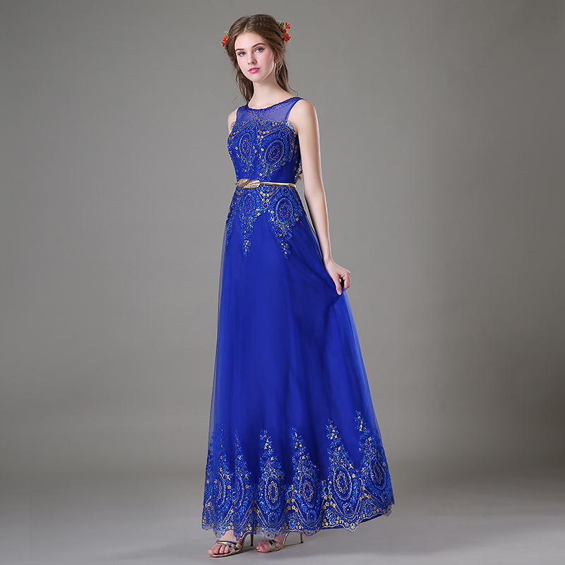 Compare Prices on Red Blue Prom Dresses- Online Shopping/Buy Low ...