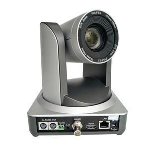 Image 4 - 5 بوصة ثلاثية الأبعاد المقود HD شاشة الكريستال السائل IP PTZ وحدة تحكم بلوحة مفاتيح ل Onvif HDMI SDI شبكة كاميرا المؤتمر 20x زووم بصري