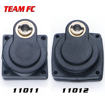 HSP RC car unlimited electric starter original Backplate E-Start back cover model 11011 11012 suitable for 16 18 21 engine S52 twin gears for new eme35 electric starter eme35 start