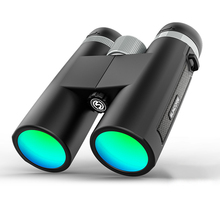 2019 12×42 Telescopio Astronomico Camping Hunting Scopes Binoculars Night Vision Telescope HD Outdoor Binocular Telescopio Tools
