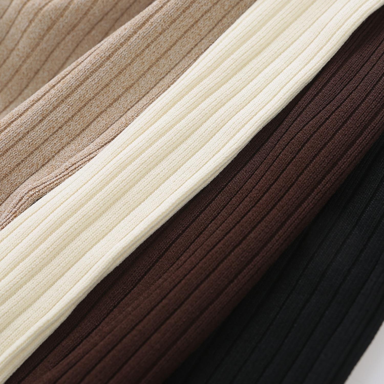marrón Cuentas Cintura Hielo Seda Sección Mujer De La Salvaje Y Delgada Beige Ancha Pierna Versión Primavera 0714 blanco Pantalones Alta Coreana Verano negro f14gZ4
