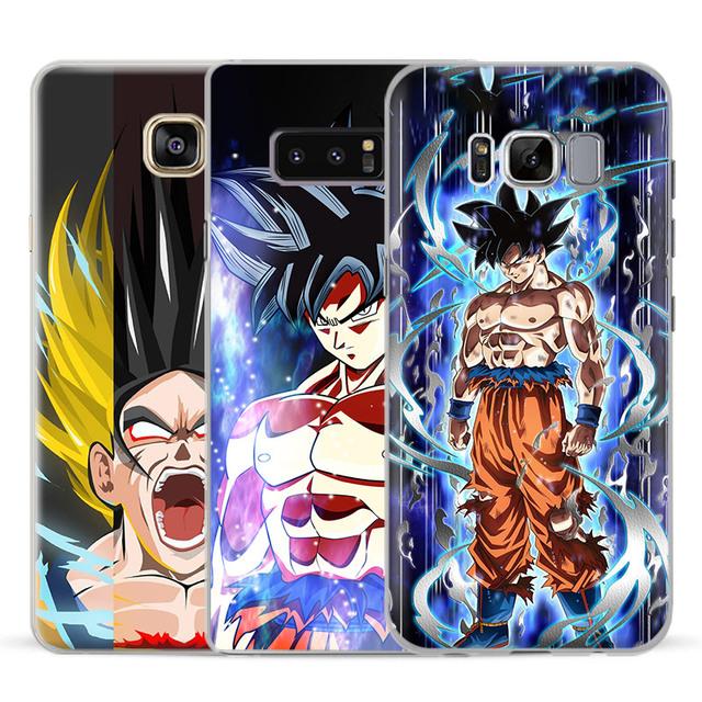 Dragon Ball Super Funda para Samsung