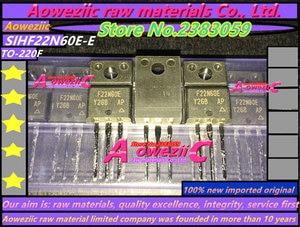 Image 2 - Aoweziic 100% 新インポート元の SIHF22N60E E F22N60E SIHF22N60E に 220 パワー mos チューブ 600 ボルト 21A