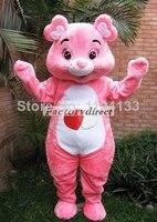 CARE BEAR Mascot Costume cartoon costumes advertising mascot animal costume school mascot fancy dress costumes