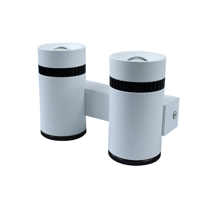 Tlescope Forme X W tanche Ip Led Applique Murale Lampe Spot