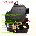 FRONT RIGHT SIDE OE 3B1837016A FOR GOLF 4 IV MK4 SEAT SKODA PASSAT BORA LUPO NEW BEETLE CENTRAL DOOR LOCK ACTUATOR MECHANISM