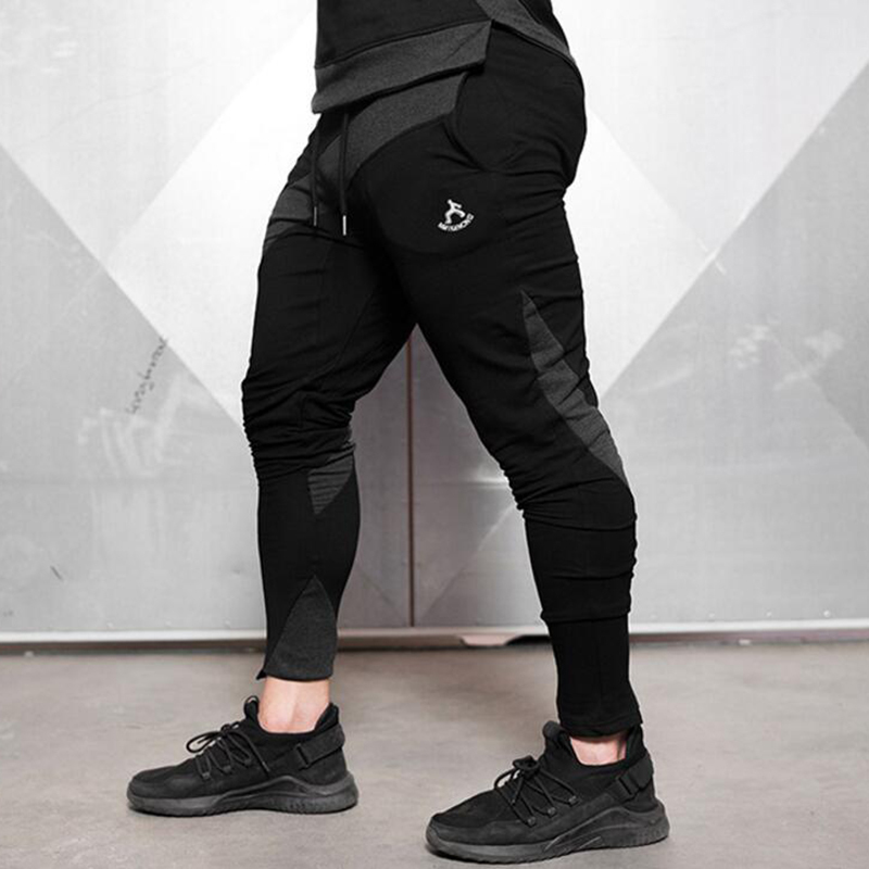 Training Running Pants Sport Gym Leggings Men (5)