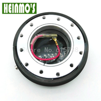 Hot Selling Black Thin Version Steering Wheel Quick Release For Honda Civic And For Corolla Camry