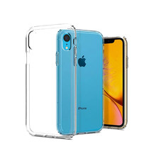 TPU voor iPhone X Xs max XR 5 5s se 6 6S Plus case mobiele accessoires coque voor apple iPhone 7 8 Plus cover zonder logo(China)