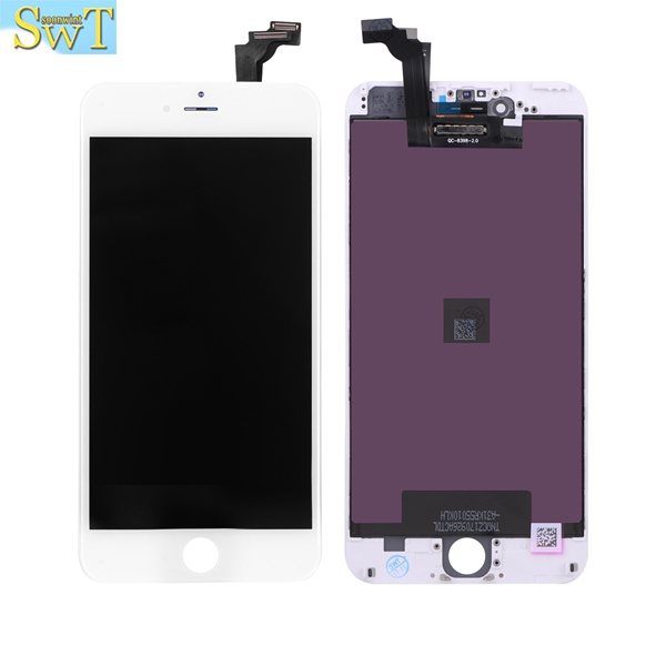 Mobile phone lcd AUO AAAAA quality replacemant parts screen for iPhone 6+ plus LCD assembly 5.5 digitizer ecran