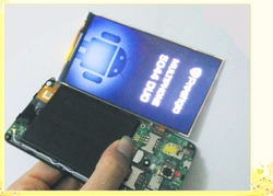 ЖК-дисплей для Prestigio MultiPhone 5044 Duo PAP5044