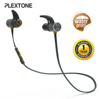 Plextone BX343 Wireless Headphone Bluetooth IPX5 Waterproof Earbuds Magnetic Headset Earphones With Microphone For Phone Sport
