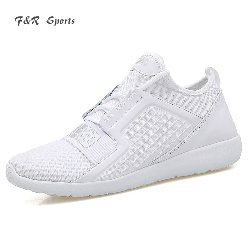 F&R 2018 New Men Running Shoes Breathable Mesh Sneakers Man Ultraboost Sports Shoes Training Jogging Shoes Size 39-44