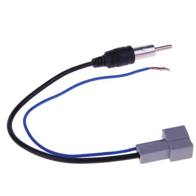 New Car styling Car Radio Stereo Antenna Adapter Plug Cable ...