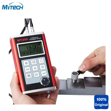 Discount! MT-200 Metal Thickness Measurement Digital Thickness Gauges Thickness Tester