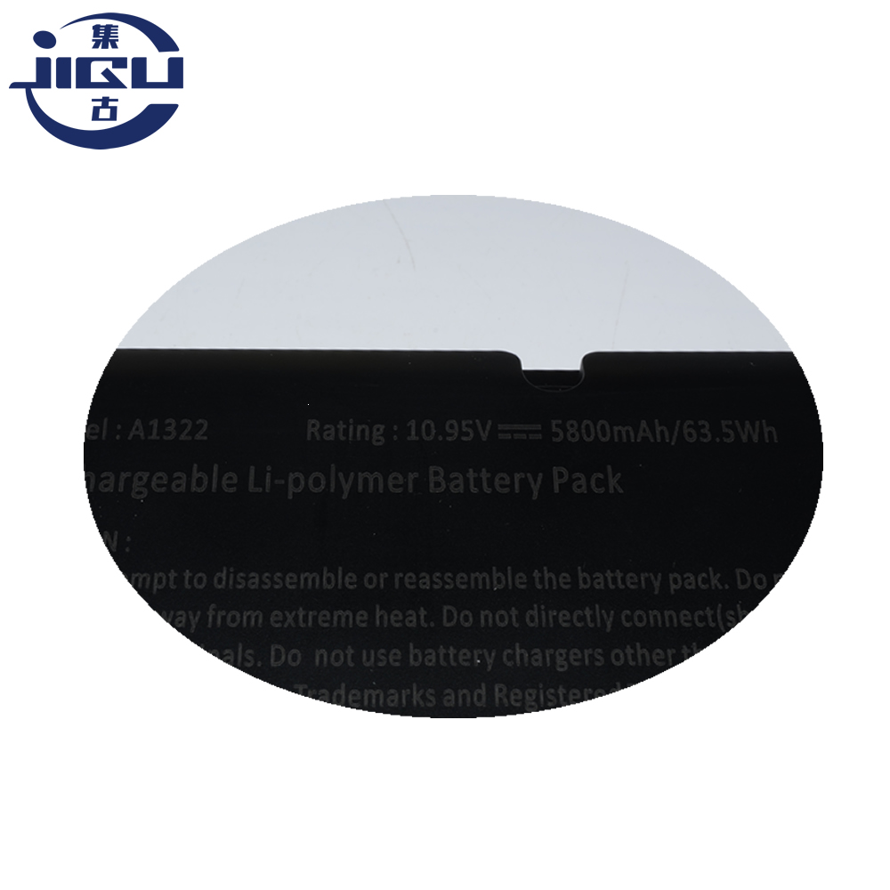 Jigu Brand New Genuine A1322 A1278 Battery Laptop For Apple Macbook Baterai Original Pro 13 Inchi Mb990j A Mb991j Mb991ll In Batteries From Computer Office On