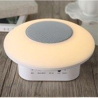 Przenośne Mini głośniki Bezprzewodowe Bluetooth Głośnik Czujnika Dotykowego Kolorowe Światło Nocne Audio Muzyka Śpiąca Nocna Lampa Campingowa