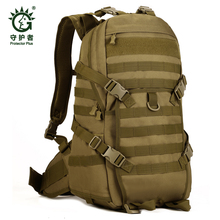 Field Tactical Hiking training Pack Outdoor TAD bag Climbing package Man Big Large Ride Travel Backpack