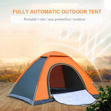 Folding Tent 3 Persons Multicolor Outdoors Mosquito Net Durable Travel Hanging Bed Single Camping Oxford Cloth