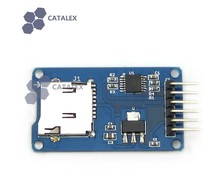5PCS Good Micro SD Storage Board TF Card Reader Memory Shield Module SPI for arduino