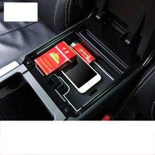 lsrtw2017 abs car armrest storage plate car door storage boxes for range rover evoque 2011 2012 2013 2014 2015 2016 2017 2018
