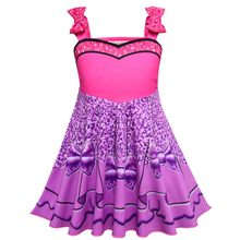 Dresses Summer Girl Lol Dress Kids Party Christmas Halloween Clothes Child Ballet Cosplay Costume Princess Lol Girls Dress(China)