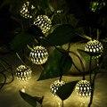 Solar String Light Atmosphere LED Fairy Lights 10 20 LED Christmas Holiday Decoration LED Lamp Solar Powered Lighting Warm White