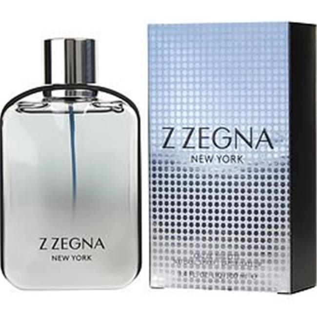 Ermenegildo Zegna 296861 Z Zegna New York Eau De Toilette Spray - 3.4 oz цена