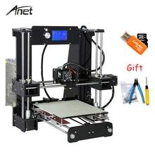 2017 New Anet A6 Imprimante 3D Printer Auto Level A6 High Precision Reprap i3 Impresora 3D