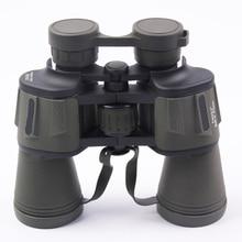 Высокое Качество Большие Окуляры Большой Объектив Бинокль 20×50 BAK4 Призма 56 М/1000 М Поле Зрения бинокулярный Телескоп для Поездки