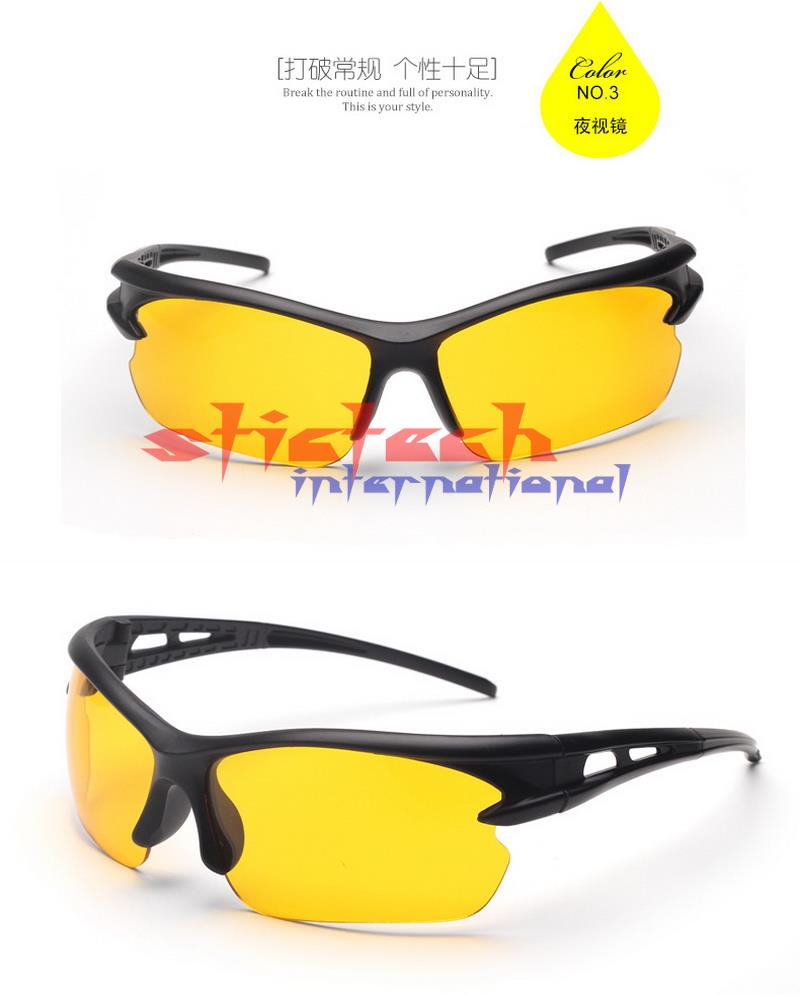 by dhl or ems 100pcs Brand Men Women Sports Hiking outdoor Sunglasses Tactical Eyewear Glasses