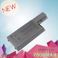 ApexWay 6600mAh Battery For Dell Latitude D800 Precision M60 8N544 9X472 9X472a00 2P700 312 0101 312 0121 312 0195