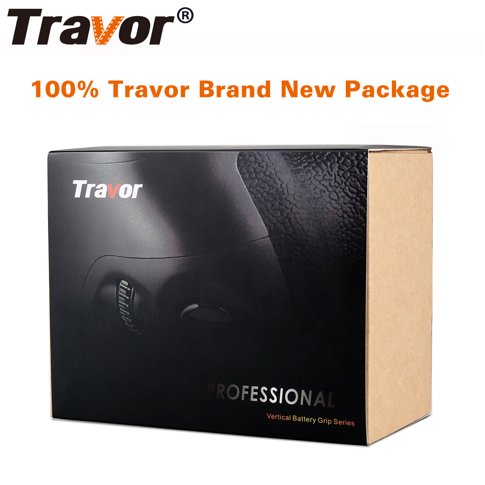 Travor Battery Grip Pack-Halter für Nikon D3100 D3200 D3300 - Kamera und Foto - Foto 2